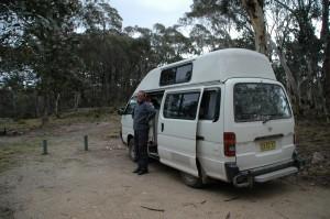 Morgens im Kanangra-Boyd NP