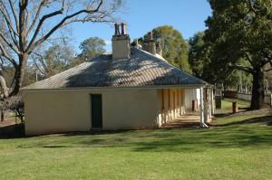 Dairy Cottage in Parramatta