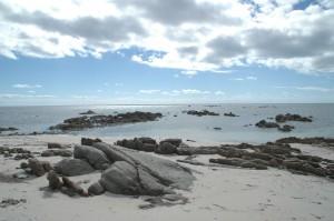 Strand bei Tumby Bay
