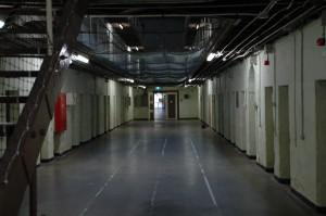Im Gefängnis in Fremantle
