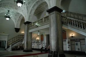 Eingangshalle der City Hall
