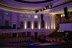 In der Konzerthalle, City Hall