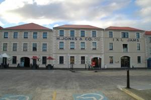 Alte Gebäude in Hobart