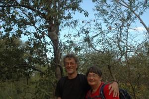 Anke und Erik und Koala