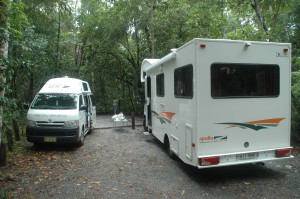 Camping im Daintree Nationalpark