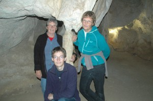 In den Capricorn Caves